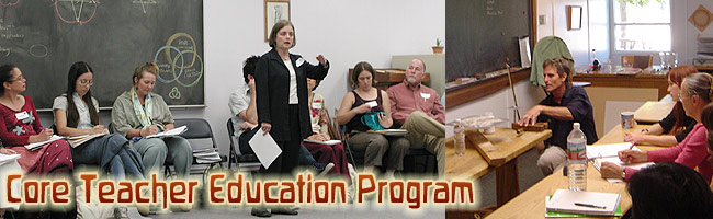 WISC Core Teacher Education Program