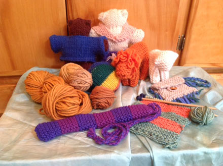 Fiber Arts Training Classes by Mona Lewis