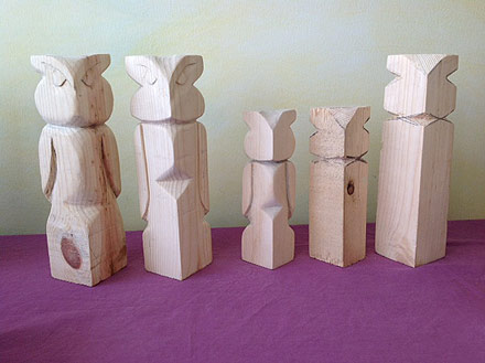 Woodcarving Training Classes by Jack Bryant
